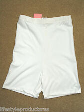 New White Crownette 1397 Long Leg Panty Girdle X Large Xl