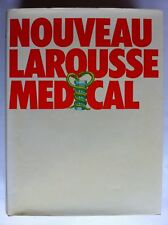 NOUVEAU LAROUSSE MEDICAL ILLUSTRE 1981 MEDECINE