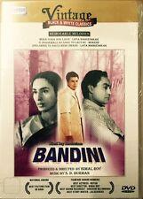 Bandini - Bimal Roy - Official Hindi Movie DVD ALL/0 With Subtitles
