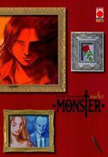 Naoki Urasawa MONSTER DELUXE n. 6 SECONDA RISTAMPA Panini