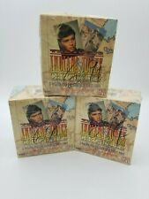 (3) 1992 Pro Set The Young Indiana Jones Chronicles Trading Card Box 36 Packs