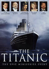 The Titanic (DVD, 2016)Brand New