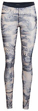 Jean Paul Gaultier for Lindex nude tattoo pattern leggins size M