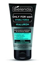 Bielenda only for men HYDRA FORCE Moisturising & Soothing Wash Gel for Men 150ml