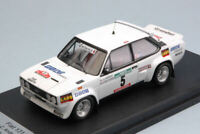 Coche Auto Rally Escala 1:43 Trofeu Fiat 131 Abarth miniaturas automodelismo