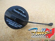 2003-2018 Jeep Wrangler JK Fuel Filler Tube Gas Cap with Tether Mopar OEM