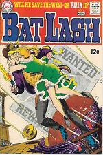 Bat Lash Comic Book #1, DC Comics 1968 FINE+