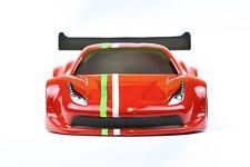 Phat Bodies GTF Lightweight GT12 Corpo Shell per Schumacher Atom, Zen o Mardave