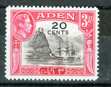 Aden 3a KGVI overprint SG39 lmmint [A2006]