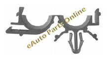 """Wire Loom Routing Clips 1/2"""" I.D."""" 11/16"""" O.D. Black Nylon G.M. # 8911472 25/PK"""