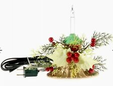 Bubble Light Centerpiece Christmas Decor Table Top Decor Wreath Mantel Holiday