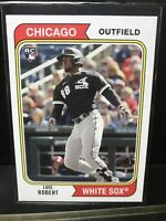 LUIS ROBERT 2020 TOPPS ARCHIVES RC 1974 TOPPS CHICAGO WHITE SOX