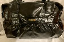 FCUk Large Faux Leather Hobo Carryall Hold-all Bag
