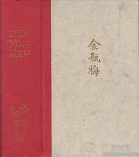 Schlehenblüten in goldener Vase: Meh, Djin Ping