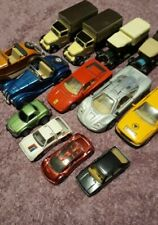 Modellautos, Konvolut, 13 Stück
