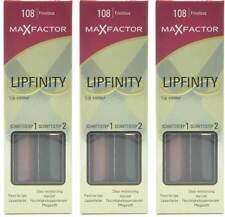 Max Factor Lippen-Make-up-Produkte mit Farbton-Sortiment