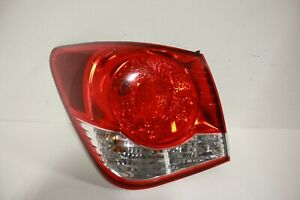 11 12 13 14 15 CHEVY CRUZE TAIL LIGHT LAMP LEFT DRIVER SIDE USED OEM