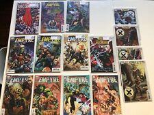 Empyre 1-6 Lot Incoming, Road to Empyre, X-Men, Previews Marvel Comics Event!!!