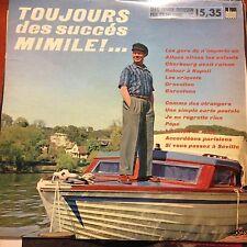 Toujours des succes mimile-XOC 1010-french-LP-Vinyl Record