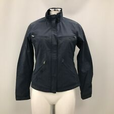 The North Face Women's Showerproof Jacket Size S Navy Blue Walking Hiking 304294