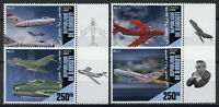 Djibouti Military Aviation Stamps 2020 MNH 1st MiG-17 Prototype Aircraft 4v Set