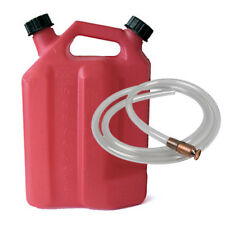 Accu-Mix Fuel Jug and Safety Siphon for mixing oil with fuel for your Paramotor!