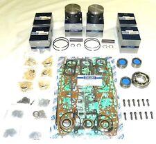 WSM Outboard Mercury 150 Hp V6 XR4 Power Head Rebuild Kit  '88-'92- 27-11338A88