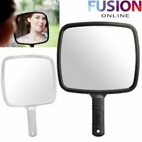 Professional Hand Held Mirror Salon Style Hand Held Vanity Mirror Makeup Tool