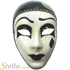 MIME larme Masque Vénitien Bal Masqué Halloween Visage Accessoire déguisement