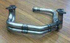 subaru 2.2-2.5L dual port UEL exhaust headers mild steel