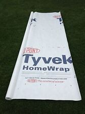 7 X 4 ft. TYVEK tent footprint ground cloth camp sheet