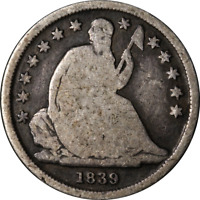 1839-O Seated Liberty Dime Great Deals From The Executive Coin Company