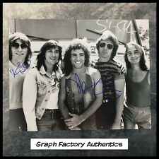 GFA x4 Neal Schon Rock Band * JOURNEY * Signed 11x14 Photo PROOF AD2 COA