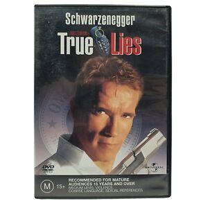 True Lies (DVD, Region 4, 1994)