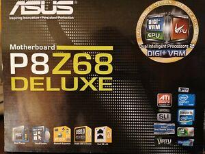 Carte Mére Asus P8Z68 Deluxe
