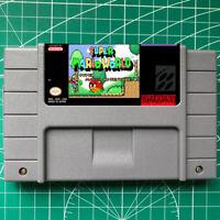 A Super Mario Adventure 2 SNES Game USA version