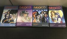 Nadesico By Kia Asamiya Book One, Two , Three And Four