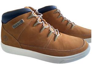Timberland ashwood Park Stiefel Boots Schuh Herren braun Gr 40 41 42 43 44 45 46