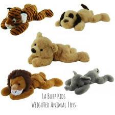 Weighted Animal Toys Children Autism SPD Calming Non Toxic Poly Pellet Fill safe