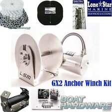 Lone Star GX2 Anchor Winch Combo Kit