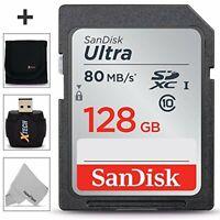 128GB Memory Card f/ Nikon D810A, D810, D800, D610, D600