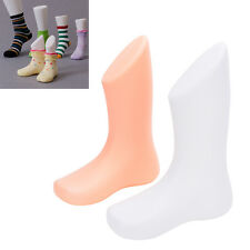1pcs Hard Plastic Child Mannequin Foot Model Tools for Shoes Sock Display SEAU