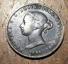 PIECE DE 1/26 SHILLING 1866 JERSEY 173000 EXEMPLAIRES SEULEMENT (150)