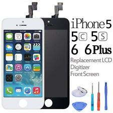 For iPhone 5 White  LCD Display Touch Screen Digitizer Assembly Replacement
