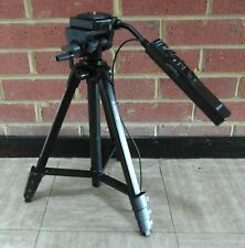 Sony VCT-60AV Tripod With Wired Remote Control for Sony Camcorders - Excellent