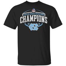 North Carolina Tar Heels 2019 Military Bowl Champions Tee Shirt S-5Xl