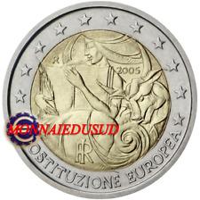 2 Euro Commémorative Italie 2005 - Constitution Européenne