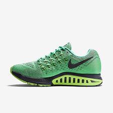Nike AIR ZOOM STRUCTURE 18 Da Donna Scarpe da ginnastica 683737 400 UK 4.5 EU 38 US 7 Nuovo Scatola