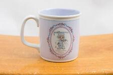 Enesco Precious Moments Congratulation Graduate Mug Cup 1989 - Samuel J. Butcher