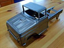 press steel toys,CUSTOM'58/'59TONKA TOYS BIG RIG CAB & FRAME - HAS HOOD SCOOP